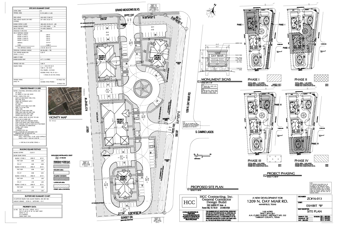 site-plan-exhibit-b